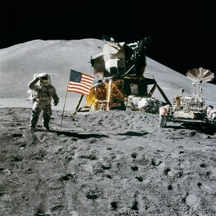 Apollo 15 Irwin