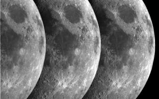 "<h1>PIA02322:  Triptych of the Moon</h1><div class=""PIA02322"" lang=""en"" style=""width:800px;text-align:left;margin:auto;background-color:#000;padding:10px;max-height:150px;overflow:auto;""><p>This composite image was made from three narrow-angle Cassini images which captured a significant portion of the Moon during the Moon flyby imaging sequence. From left to right, they show the Moon in the green, blue and ultraviolet regions of the spectrum. The spatial scale in the blue and ultraviolet images was 2.3 km/pixel. The original scale in the green image (which was captured in the usual manner and then reduced size by 2x2 pixel summing within the camera system) was 4.6 km/pixels. It has been enlarged for display to the same scale as the other two. All three images have been scaled so that the brightness of Crisium basin, the dark circular region in the upper right, is the same in each image. The imaging data were processed and released by the Cassini Imaging Central Laboratory for Operations (CICLOPS) at the University of Arizona's Lunar and Planetary Laboratory, Tucson, AZ.</p><p>Photo Credit: NASA/JPL/Cassini Imaging Team/University of Arizona</p><p>Cassini, launched in 1997, is a joint mission of NASA, the European Space Agency and Italian Space Agency. The mission is managed by NASA's Jet Propulsion Laboratory, Pasadena, CA, for NASA's Office of Space Science, Washington DC. JPL is a division of the California Institute of Technology, Pasadena, CA.<br /><br /><a href=""http://photojournal.jpl.nasa.gov/catalog/PIA02322"" onclick=""window.open(this.href); return false;"" title=""Voir l'image 	 PIA02322:  Triptych of the Moon	  sur le site de la NASA"">Voir l'image 	 PIA02322:  Triptych of the Moon	  sur le site de la NASA.</a></div>"