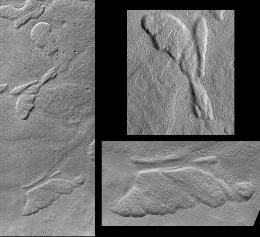 Mission Mars Global Surveyor